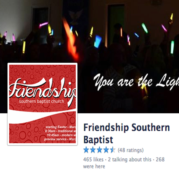 Friendship Southern Baptist Church Sermons